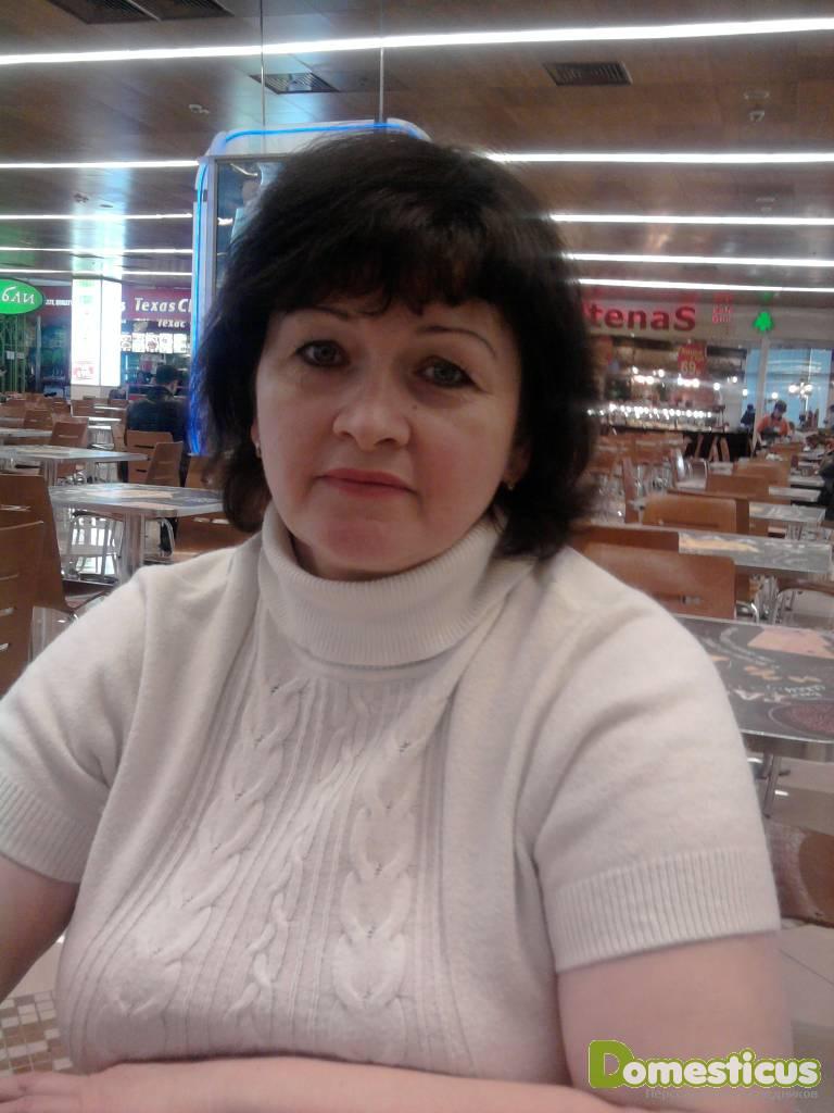 Ищу сиделка в москве домработница